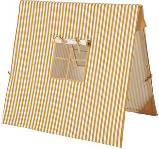 ferm LIVING Thin Striped Tent - Mustard