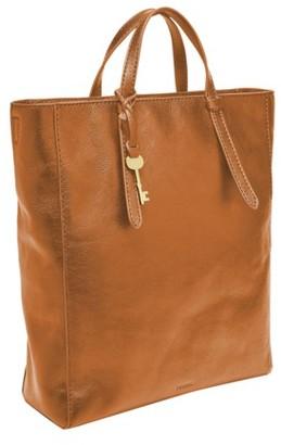 Fossil CamillaConvertible Backpack Handbag Tan