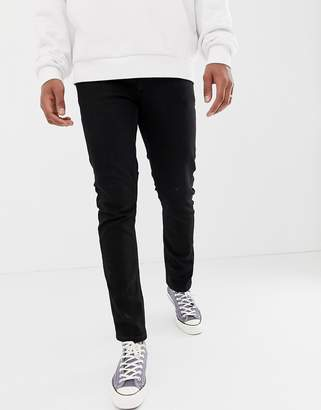 ONLY & SONS slim black jeans