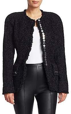 1f01d99bf5 Alexander Wang Women's Sculpted Knit Jacket - Size 0