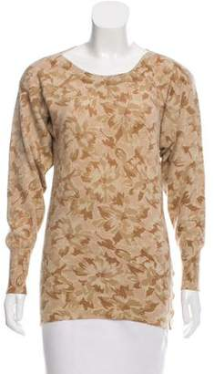 Christian Dior Patterned Wool Sweater