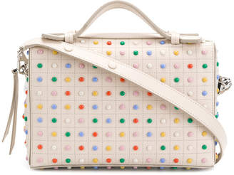 Tod's mini Gommino studded crossbody bag