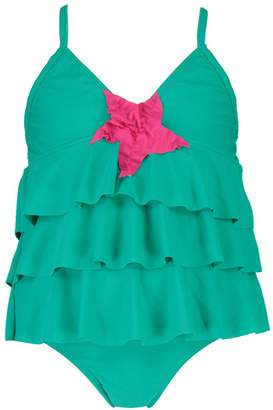 boohoo Girls Mermaid Tankini Set