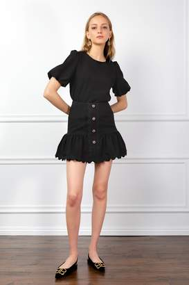 J.ING Black Beatrice Skirt