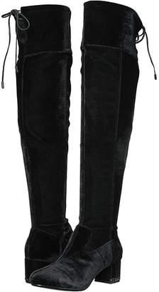 MICHAEL Michael Kors Jamie Over the Knee Boot Women's Dress Zip Boots
