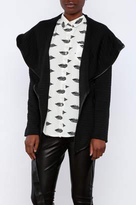 Love Tree Black Jacket
