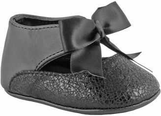 Baby Girl Wee Kids Ankle Strap Bow Dress Crib Shoes $16 thestylecure.com