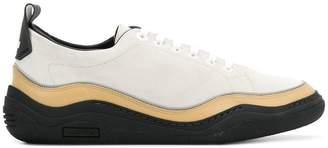 Lanvin textured runner sneakers