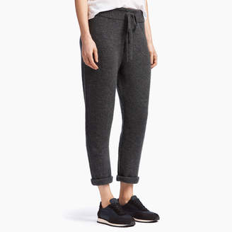 James Perse BRUSHED CASHMERE SWEATPANT