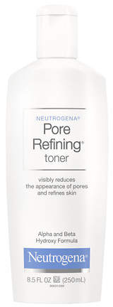 Pore Refining Toner, Alpha and Beta Hydroxy Formula