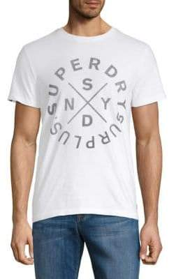 Superdry Surplus Graphic Cotton Tee