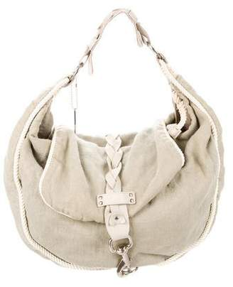 Stella McCartney Rope-Embellished Hobo Bag