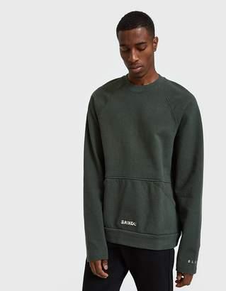 Olaf Hussein Heavy Front Pocket Sweatshirt
