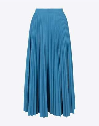 Maison Margiela Long Pleated Skirt
