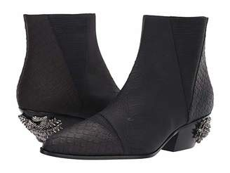 Giuseppe Zanotti Kevan Alligator Jewel Embellished Boot