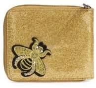 Glitter Bee Wallet
