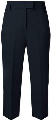 Dondup cropped tailored trousers