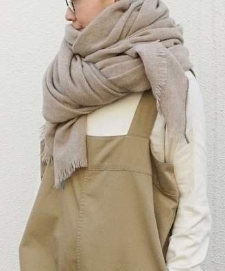 Journal Standard (ジャーナル スタンダード) - journal standard luxe ●【Teixidors/テキシドルズ】cashmere stole(140*180)◆