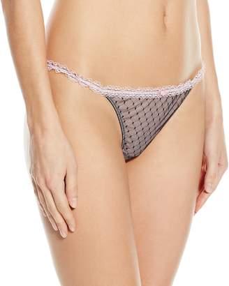 B.Tempt'd b.temptd Women's B. Amazing Thong Panty