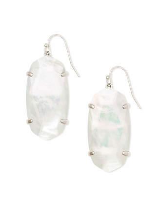 Kendra Scott Esme Drop Earrings in Silver