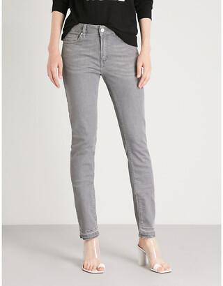 Zadig & Voltaire Eva skinny stretch-denim jeans