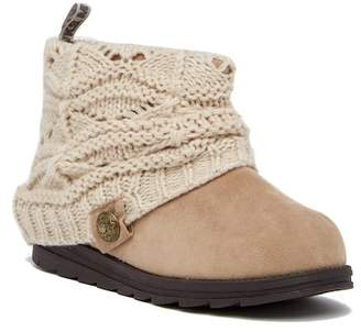 Muk Luks Poala Sweater Boot