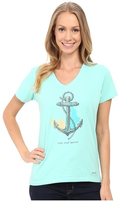 Life is good Find Your Anchor CrusherTM Vee $24 thestylecure.com