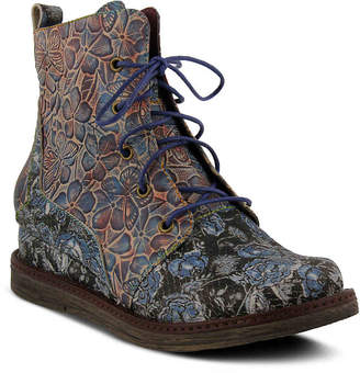 Spring Step L'Artiste by Philia Wedge Bootie - Women's