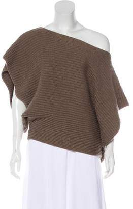 Joseph Wool Knit Blouse