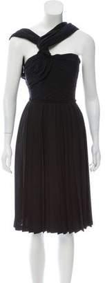 3.1 Phillip Lim One-Shoulder Midi Dress
