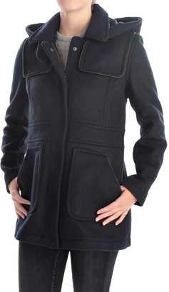 Barbour Carlin Duffle Coat (For Women) $179.99 thestylecure.com