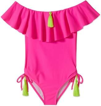 Stella Cove Ruffle One-Piece Swimsuit
