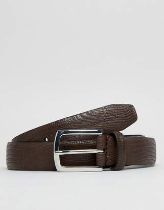 French Connection Textured Belt