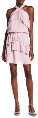 Parker Layered Halter Dress
