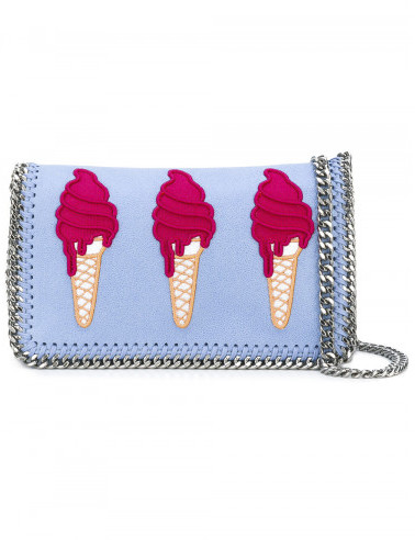 Stella McCartney Stella McCartney ice cream chain bag