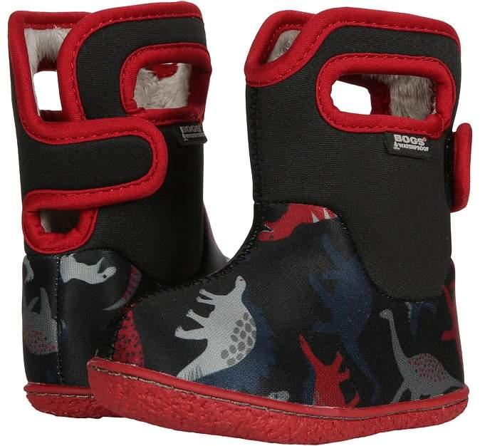 Kids Baby Dino Boys Shoes