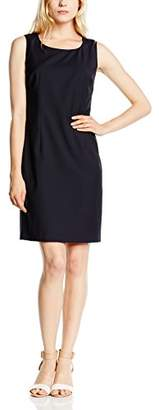 Cinque Women's 2905 Regular Fit Sleeveless Dress - Blue