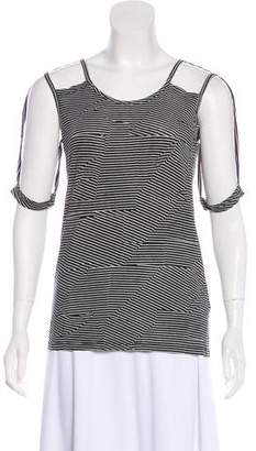 MM6 MAISON MARGIELA Stripes Sleeveless Top