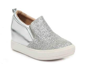 Wanted Luminous Wedge Slip-On Sneaker - Women's