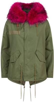 Jane & Tash Grace Short Parka Coat