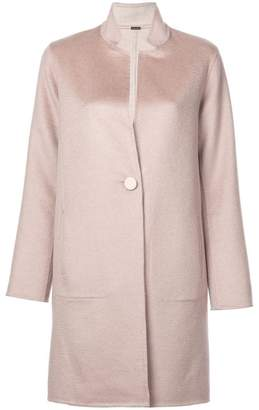 ADAM by Adam Lippes double-face cashmere reversible coat
