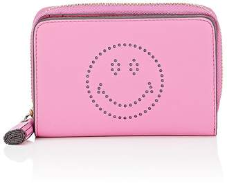 Anya Hindmarch Women's Smiley Leather Wallet