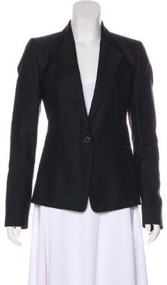 Maison Margiela Structured Notch-Lapel Blazer