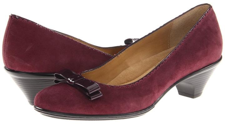 Softspots Santessa (Violet King Suede) - Footwear