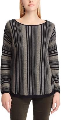 Chaps Women's Striped Sweater