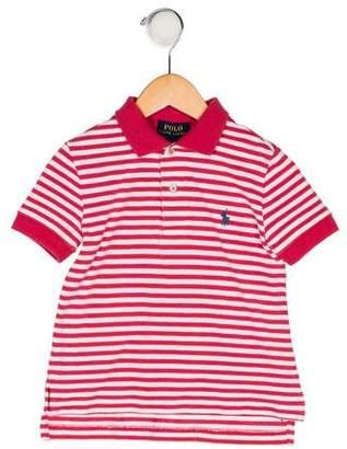 Polo Ralph Lauren Boys' Stripe Shirt