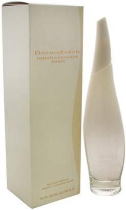 Donna Karan Liquid Cashmere White Eau De Parfum Spray for Women, 3.3 fl. Oz.