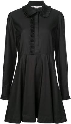 Stella McCartney frill trim mini dress