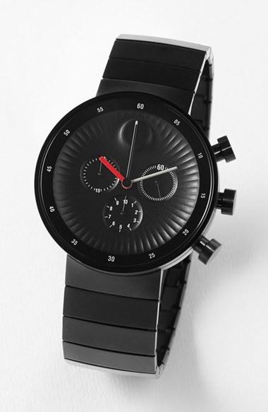 Movado 'Edge' Chronograph Bracelet Watch, 42Mm 3