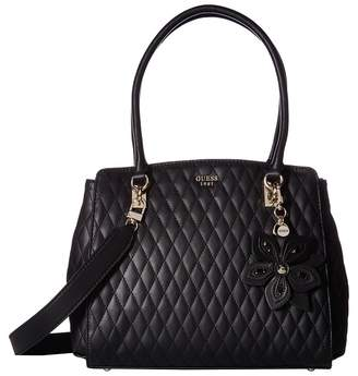 GUESS Sibyl Girlfriend Satchel Satchel Handbags